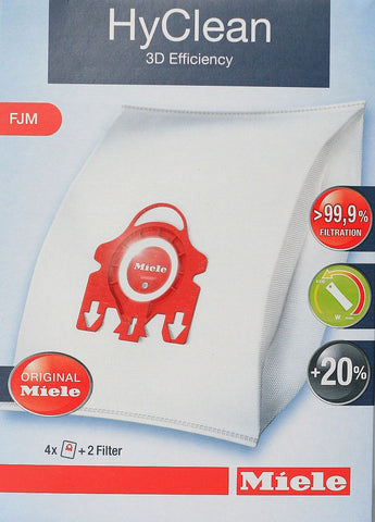 Bags Miele FJM HyClean 3D Efficiency