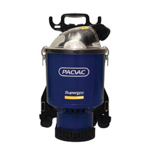 Pacvac SuperPro 700 Backpack Vacuum Cleaner
