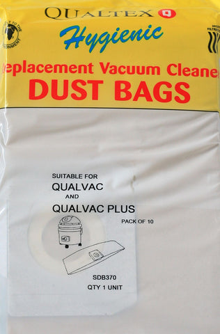 Bags for Qualvac Pkt 10
