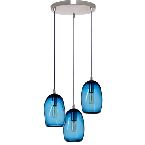 Pendant Lamp: American modern- 94822 - ESTLights Decorative Series
