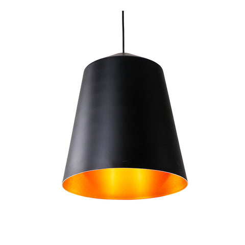 Bucket shaped pendant lamp: PL105-35