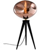 Table Lamp: Finnish Designer Glass- 71020T - ESTLights Decorative Series