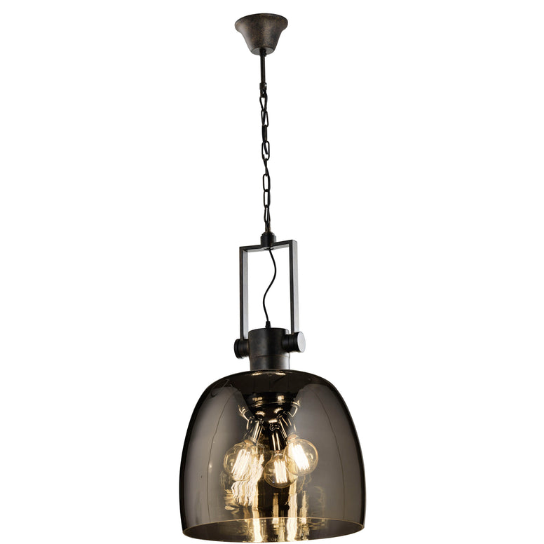 Pendant Lamp: Finnish Designer Glass- 5730L - ESTLights Decorative Series