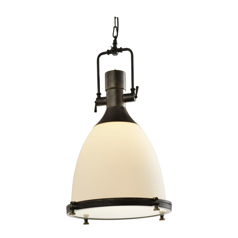 Pendant Lamp: Finnish Designer Glass- 5729LW - ESTLights Decorative Series