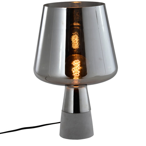 Table Lamp: Finnish Designer Glass- 7904T - ESTLights Decorative Series