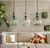 Pendant Lamp: American Modern- 94394 - ESTLights Decorative Series