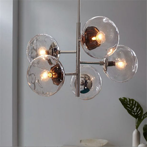 Branch glass pendant lamp : OGS-GPL90