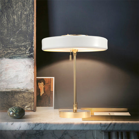 Disc table lamp: OGS-LD246T