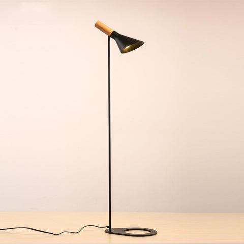 Funnel shaped floor lamp: OGS-SL33