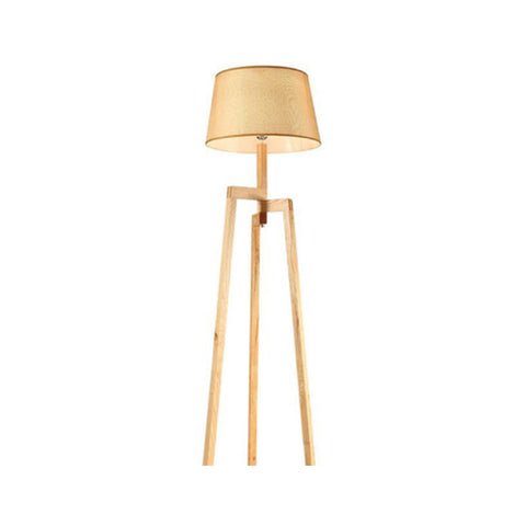 Wooden tripod floor lamp: OGS-WL09 (F)