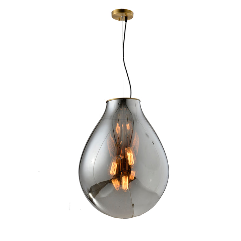 Pendent Lamp: Finnish Designer Glass- 7427 - ESTLights Decorative Series