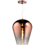 Pendant Lamp: Finnish Designer Glass- 7173