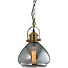Pendant Lamp: Finnish Designer Glass- 71030A - ESTLights Decorative Series