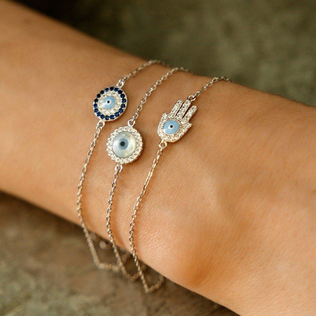 Alex Evil Eye Bracelet - ShopHannaLee