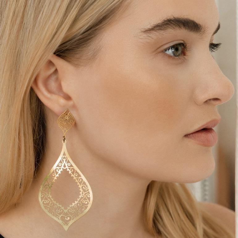 The Gini Earrings