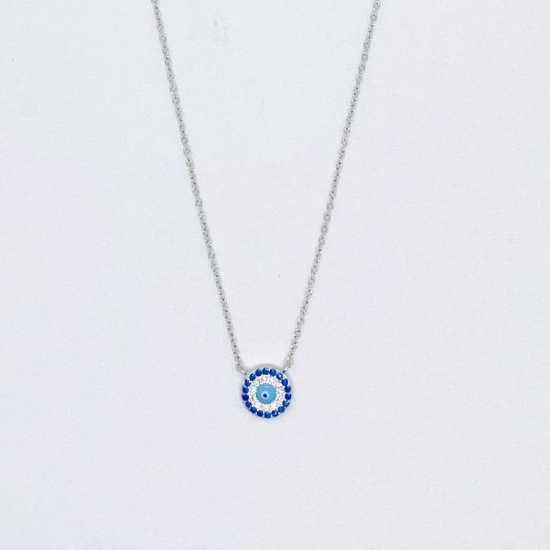 Alex Evil Eye Necklace - ShopHannaLee