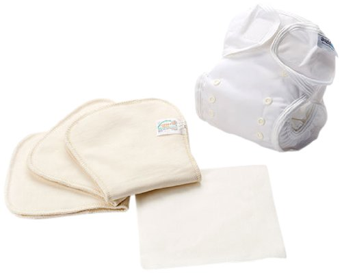 Bambinex 3.5-10Kg Size 1 Bamboo Cotton Bone Booster and Wrap Test Kit