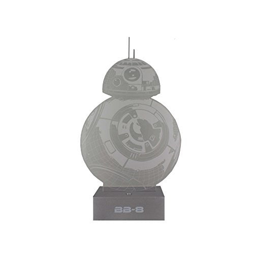 Star Wars BB8 Light, Plastic, multicolour,