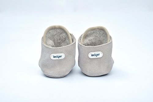 Lodger Leather Shoes Basic Walker (12 to 15 m, Light Shell)