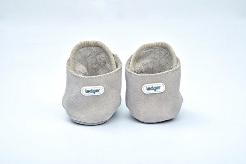 Lodger Leather Shoes Basic Walker (15 to 18 m, Light Shell)