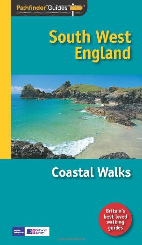 Pathfinder Coastal Walks in South West England (Pathfinder Guide)