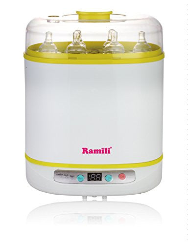 Ramili Electric Multifunction Baby Bottle Steam (Steriliser)