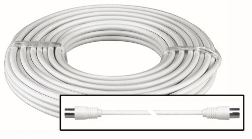 Skymaster plus TV Connection Cable ws High-Tech RG 6 Coaxial Cable