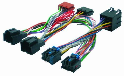 Phonocar 4/782 Hands-Free Cabling Kit for Saab 9.3 / 9.5 Build Date 2006 Onwards Multi-Coloured