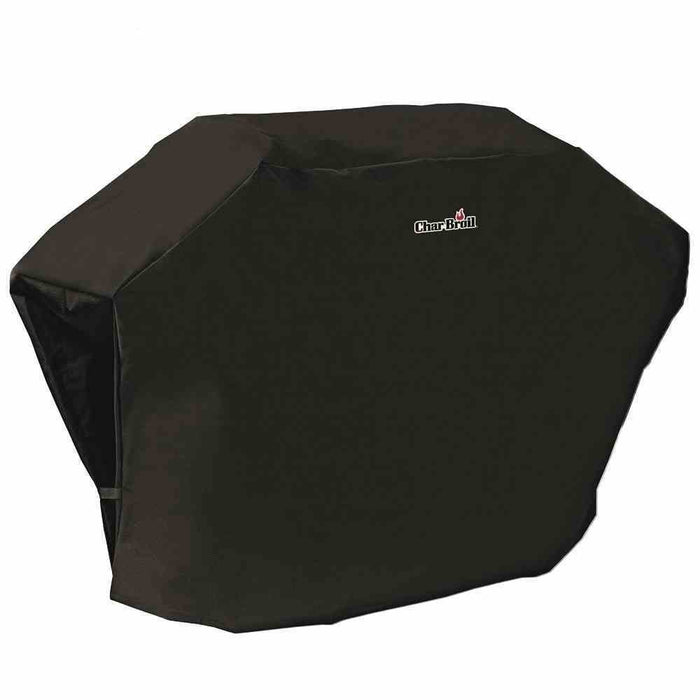 Char-Broil 140 565 - 3 & 4 Burner Gas Barbecue Grill Cover,Black.
