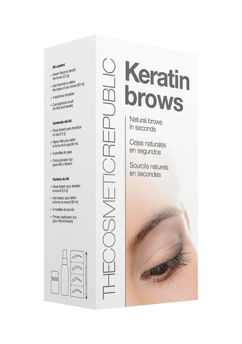 The Cosmetic Republic Keratin Brows, Light Blond
