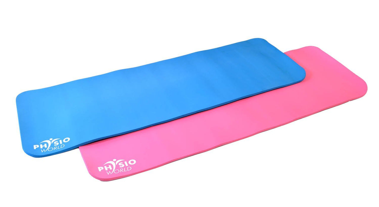 PhysioWorld Studio Exercise Mat - Pink