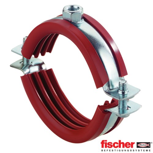 Fischer 63504Silicone Tube Clamp Frsh 68-73
