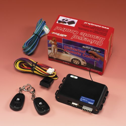 Remote kit for central locking systems