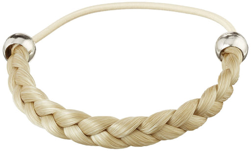 Solida Kunsthaarzopfabbinder Maria, classic Braided with Elastic Strap, 6.00 cm Colour 2 mittelblond, (Pack of 2)