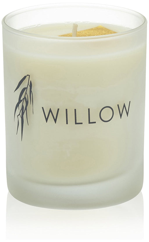 Willow Organic Beauty Gold, Frankincense & Myrrh Candle