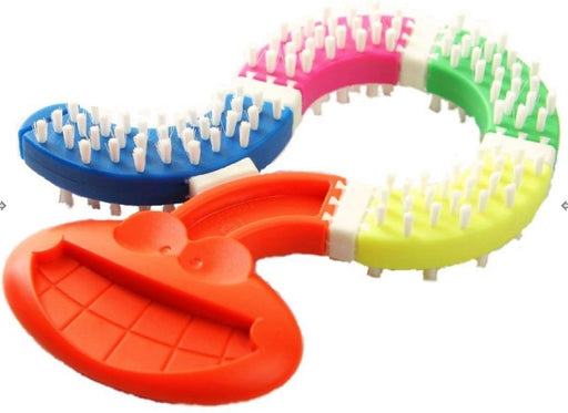 BugBrush baby toothbrush teething, chewable, BPA free, NO SILICONE