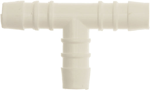 W4 T-Piece Hose Connector - White,3/4 Inch