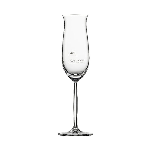 Schott Zwiesel 104833 Grappa Glass, Glass, Clear, 6 Units