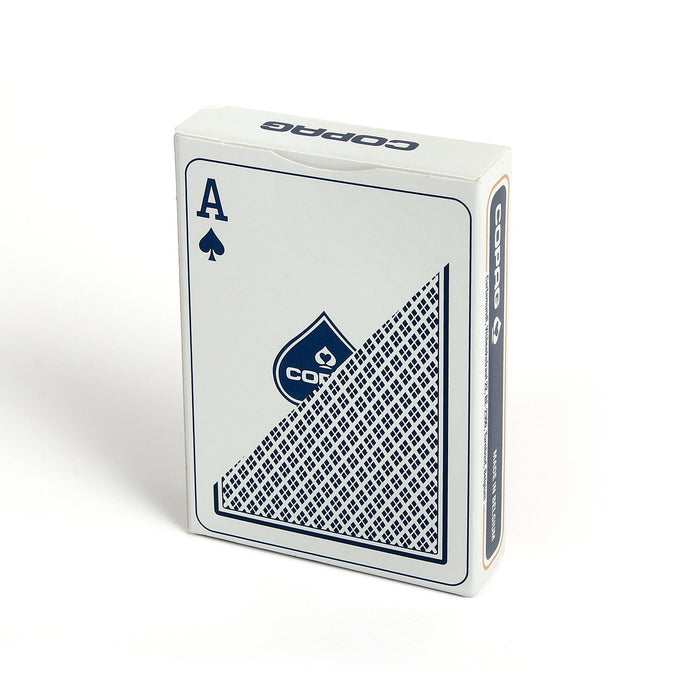 Copag Poker Size Regular Face Playing Cards (Blue)