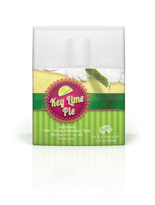 Fiesta Sun Key Lime Pie Dark Tanning Accelerating Treatment 250ml