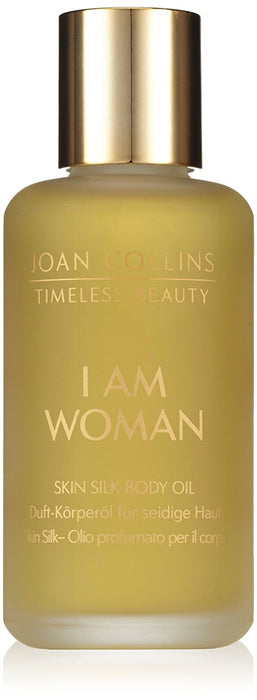 Joan Collins Timeless Beauty I Am Woman Luxury Skin Silk Body Oil 100 ml