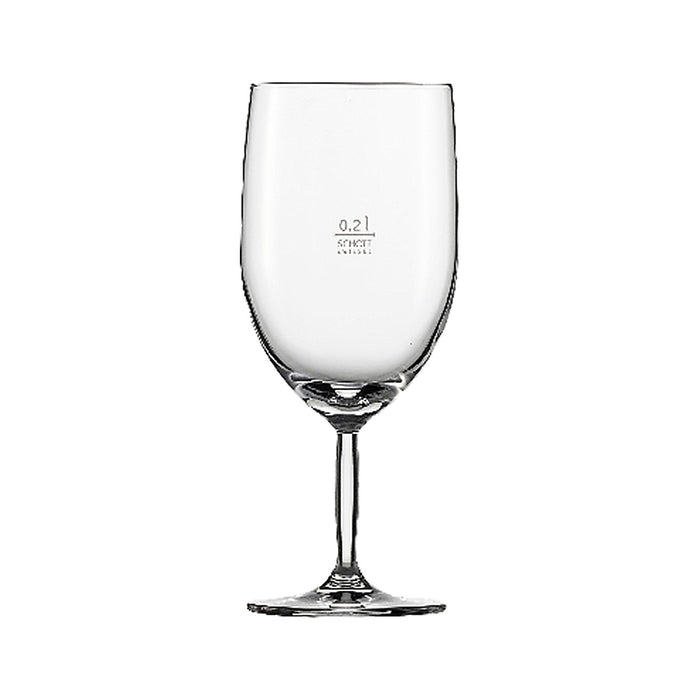 Schott Zwiesel 110254 Juice Glass, Glass, Clear, 6 Units