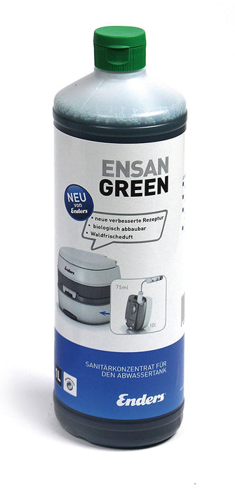 Enders 4980 Ensan Green Sanitary Liquid 1 Litre
