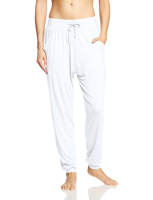 CURARE Yoga Long Pants Clothing Ladies Chill 100 White white Size:M