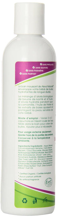 Aleva Naturals Berry Bubble Bath (240 ml)