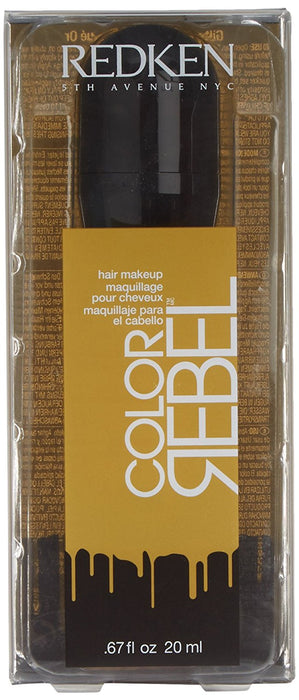 Redken Rotken Color Rebel Tempo Contemporary Hair Makeup - Brisk Blue (Pack of 20)