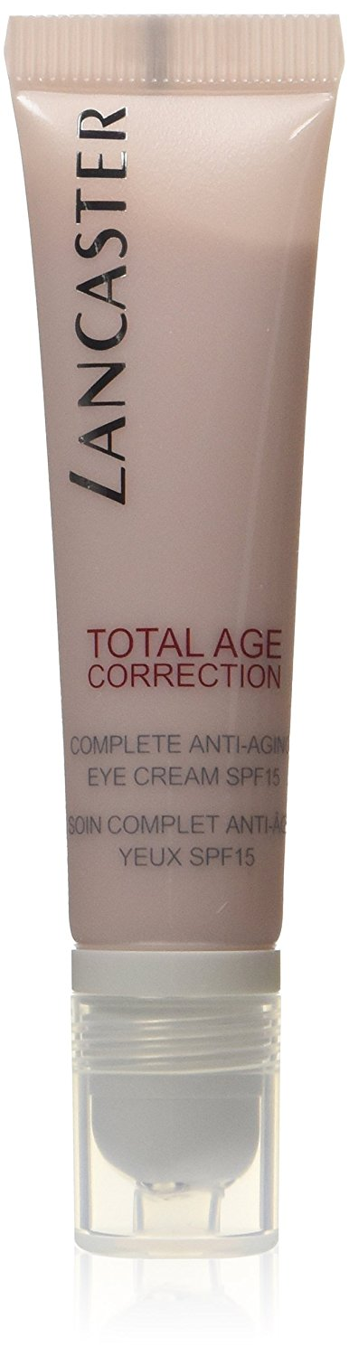 TOTAL AGE CORRECTION SPF15 complete eye cream 15 ml