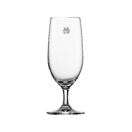 Schott Zwiesel 106315 Beer Glass, Glass, Clear, 6 Units