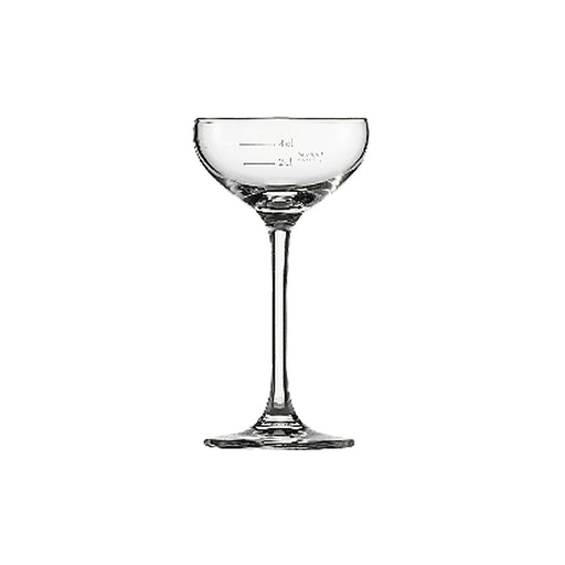 Schott Zwiesel 111221 Liquor Glass, Clear, 6 Units