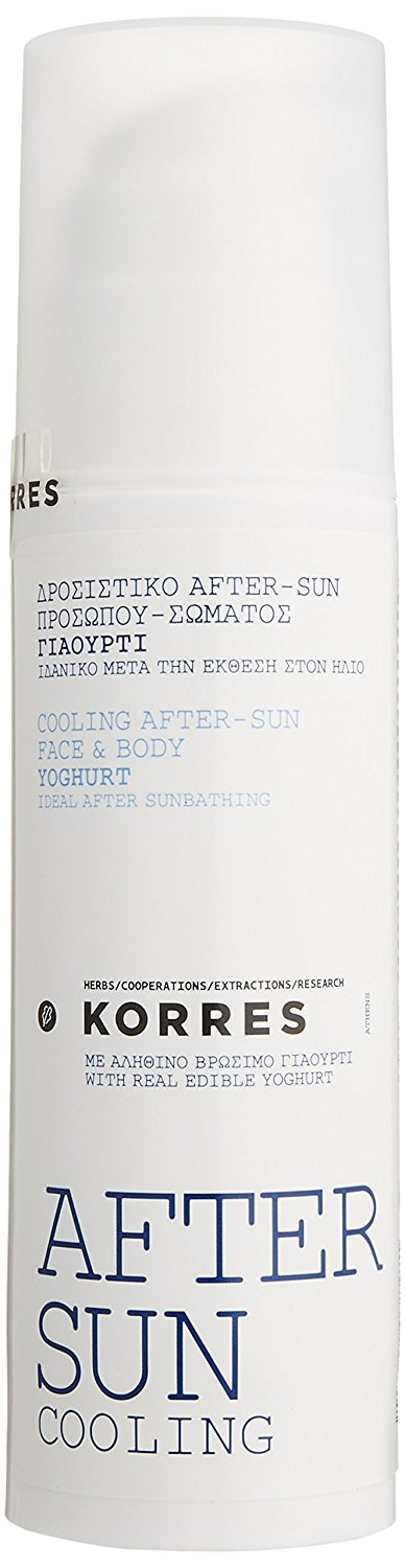 Korres Yogurt Cooling After Sun Gel 150ml